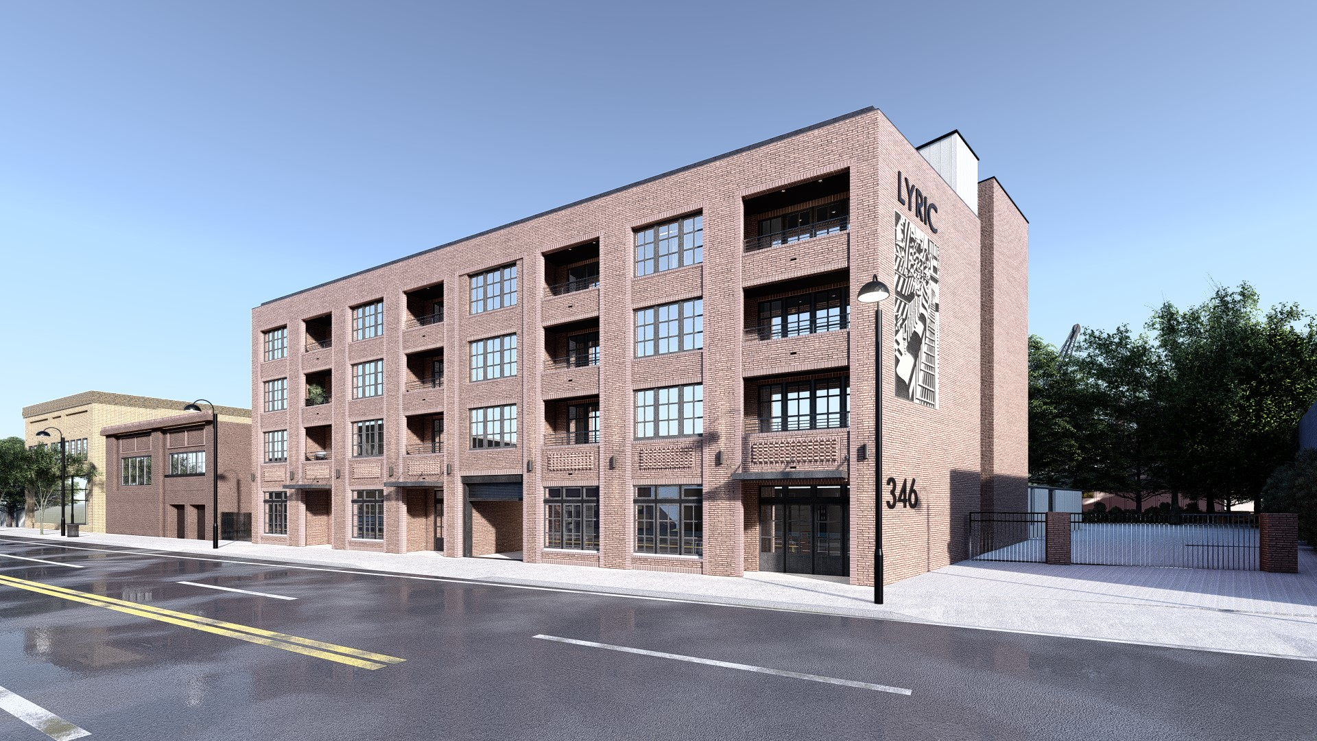 Lyric Lofts